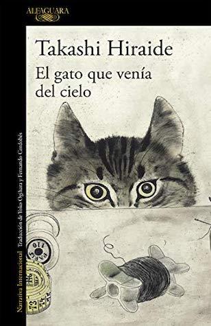 En este momento estás viendo El gato que venía del cielo