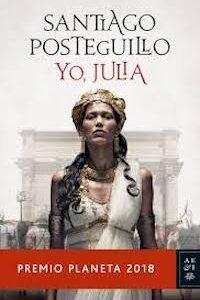 Lectura de: Yo Julia de Santiago Posteguillo