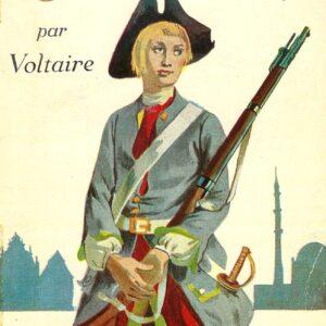 Lectura de: Cándido de Voltaire