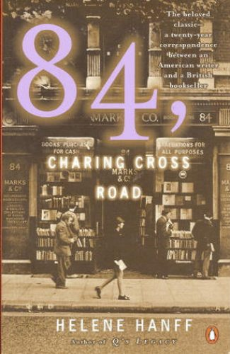 84 Charing Cross Road- Helen Hanff