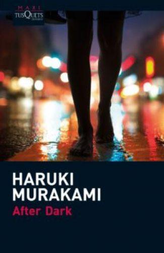 After Dark- Murakami