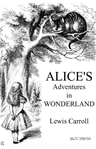 Alice in wonderland- Lewis Carroll