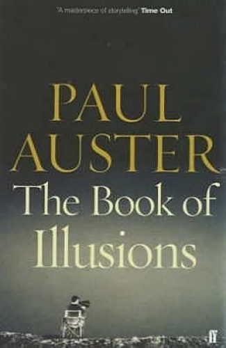 Book of Illusions- Paul Auster