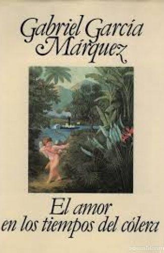 El amor en los tiempos del cólera- Gabriel García Márquez