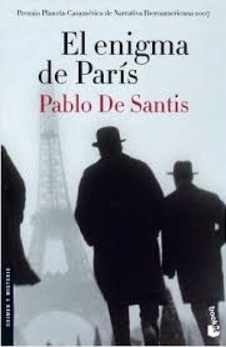 El enigma de París- Pablo de Santis