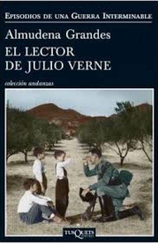 El lector de Julio Verne- Almudena Grandes.