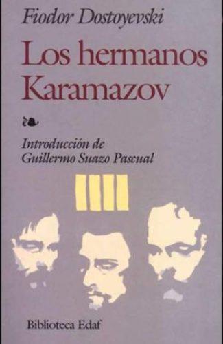Los hermanos Karamazov- Dostoievski