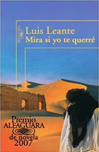 Mira si yo te querré- Luis Leante.