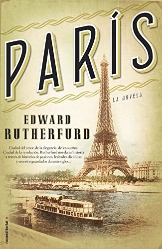 Paris- Edward Rutherfurd