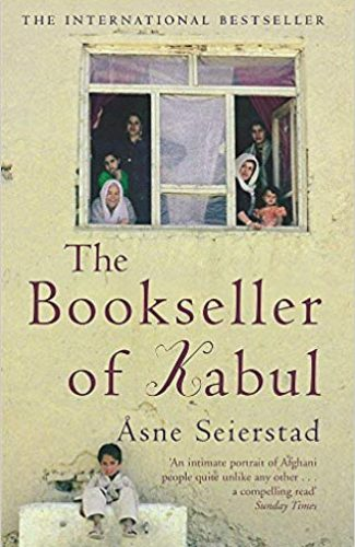 The Bookseller- Kabul by Asne Seierstad