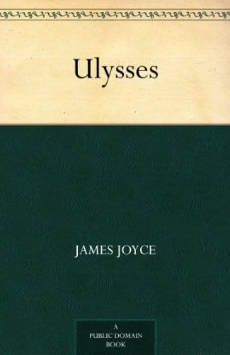 Ulysses- James Joyce.