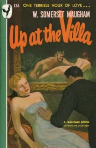 Up at the Villa- W. Somerset Maugham.