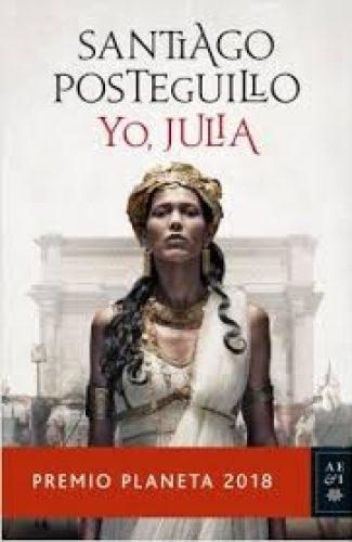 Yo Julia- Santiago de Posteguillo